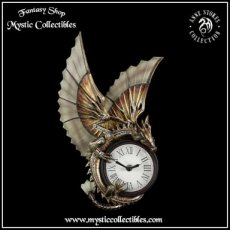 Wandklok Clockwork Dragon - Anne Stokes (Draak - Steampunk - Draken)