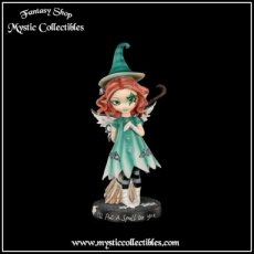 Beeld Fairy Witch - I'll Put A Spell On You (Heks - Fee - Heksen - Feeën)